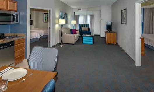 Hotels Downtown New Orleans Homewood Suites New Orleans