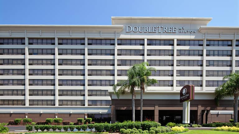 Doubletree Hotel In Kenner Near The New Orleans Airport