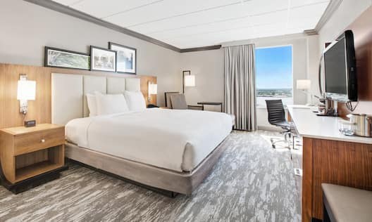 King Bed Riverview