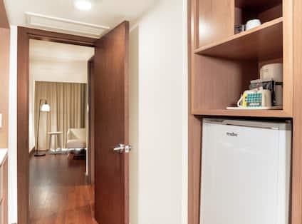 Junior Suite Kitchen
