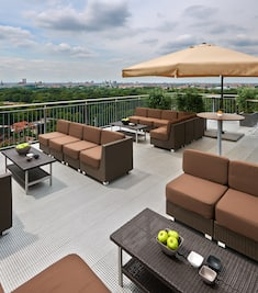 Roof66 - Lounge Area