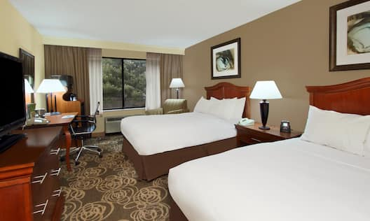 Double Bedded Guestroom