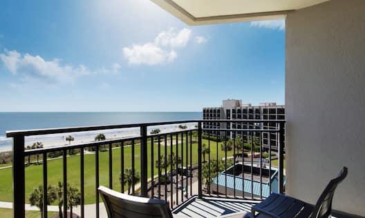 Palmetto Suite Balcony