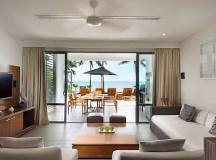 Lounge Patio View