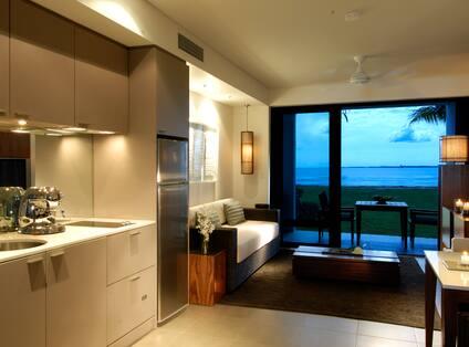 One Bedroom Deluxe Beachfront