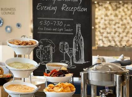 Complimentary Evening Reception