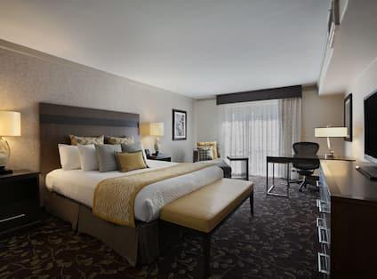 Preidential Suite Bedroom