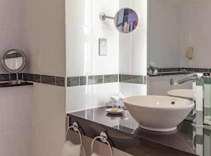 King One Bedroom Suite With Bathroom