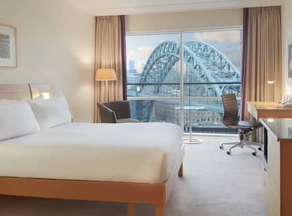 Queen Room with River Views