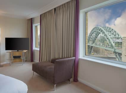 King Executive Room Plus with river views