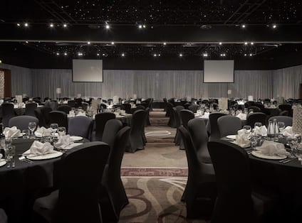 Gateshead Suite with Banquet Set Up