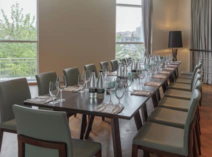 Private dining in Windows on the Tyne