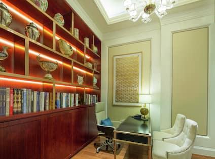 Presidential Suite Study Area