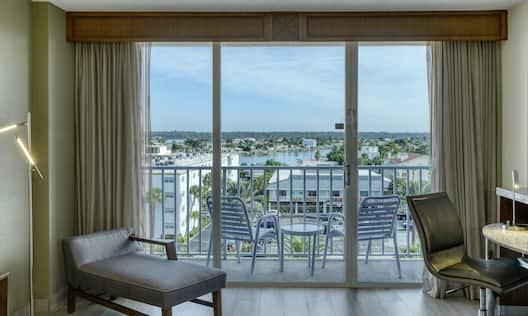 Top Floor City View