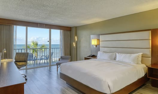 Gulf View King Bed