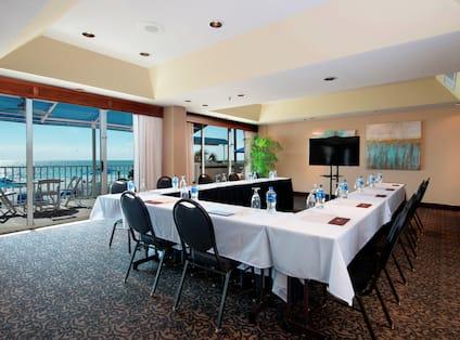 Sunset Room Meeting
