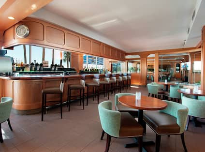 Copper Cove Bar and Dining Area