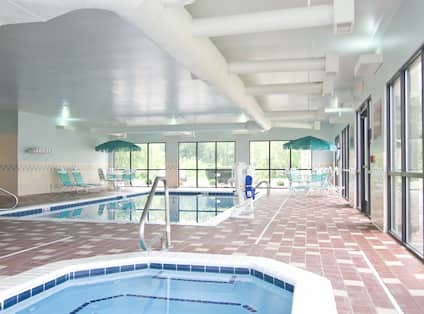 Indoor Whirlpool and Pool