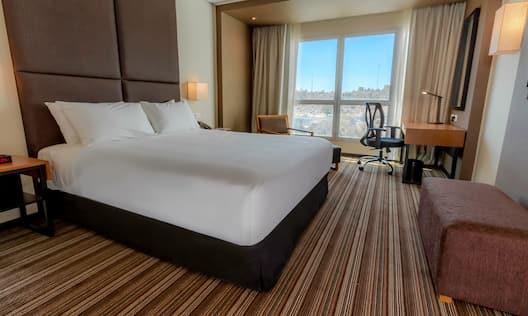 Queen Room Bed