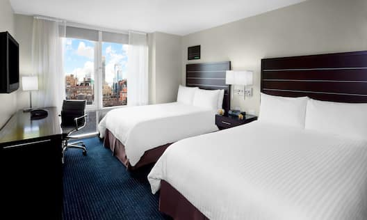 Guestroom Double Daytime