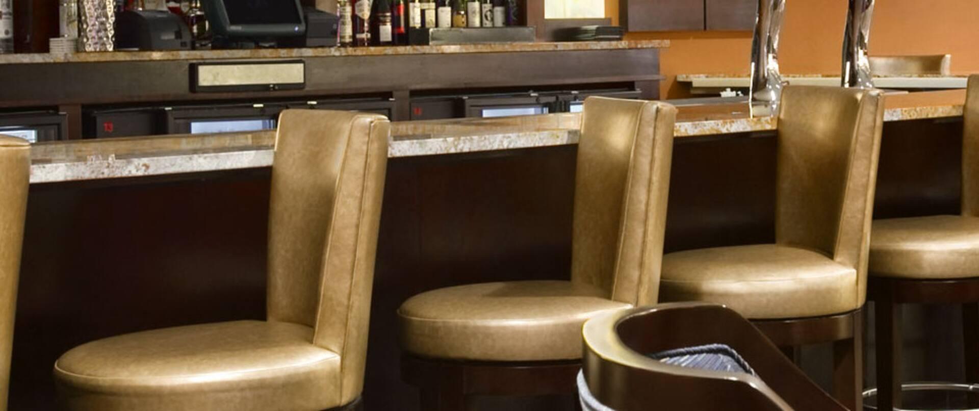 Bar area 144 Restaurant Lounge