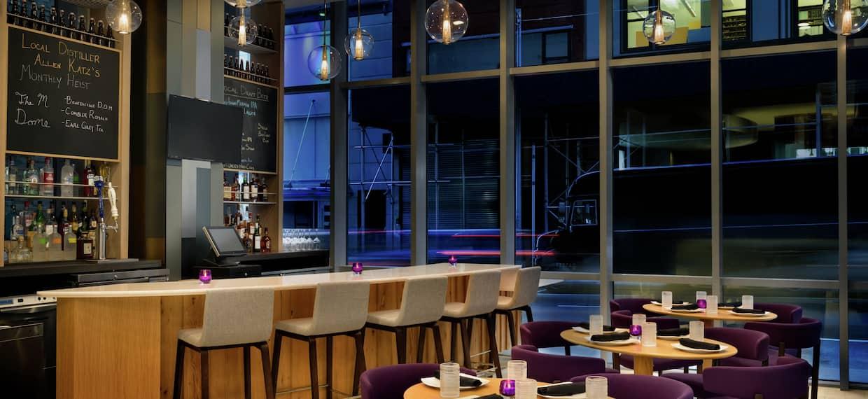 Lobby Bar - The Heist