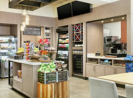 Grab and Go Market