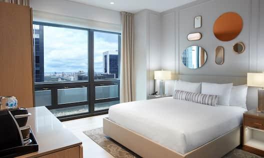 Studio Penthouse Bedroom