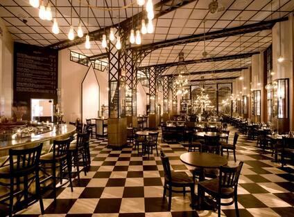 Bar Artisanal Sweeping View