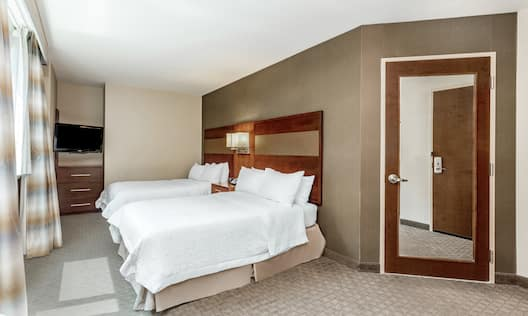 Accessible Double Guest Room