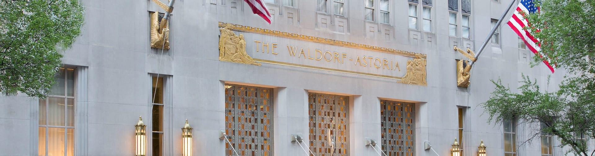 Park Avenue Entrance