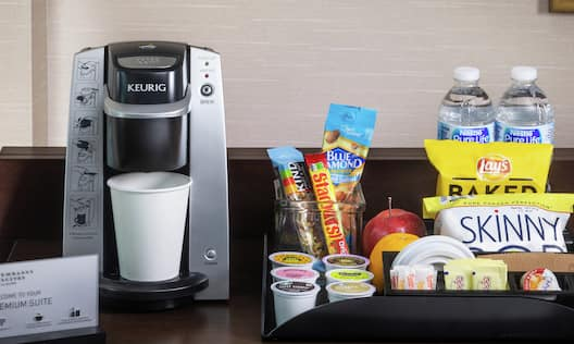 Premium Snacks