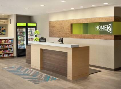 Home2 Market - Front Desk