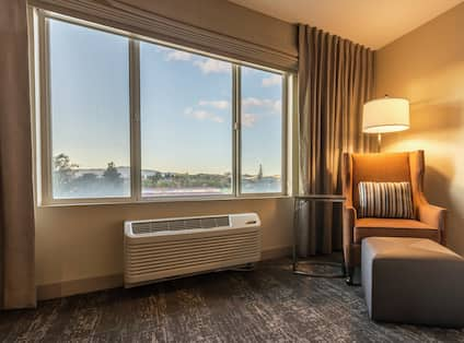 King Bedroom Window