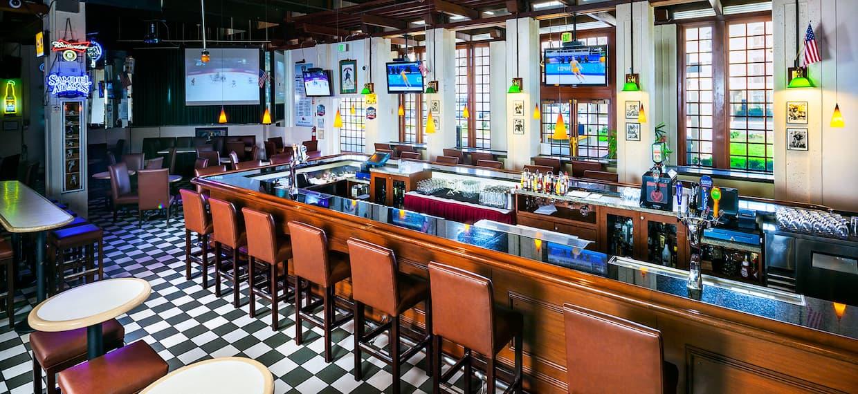 Sports Edition Bar & Grill