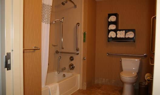Accessible Bathtub
