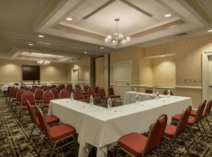 Front of the Boardroom