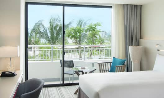 TWIN GUEST ROOM WITH BALCONY