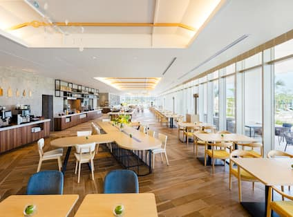 Bright and Large Dining Area