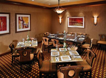 Private Dining Tables