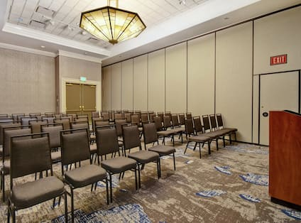 Theater Meeting Room