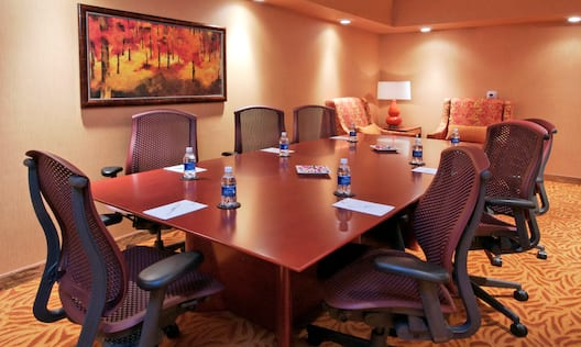 Hospitality Suite Boardroom