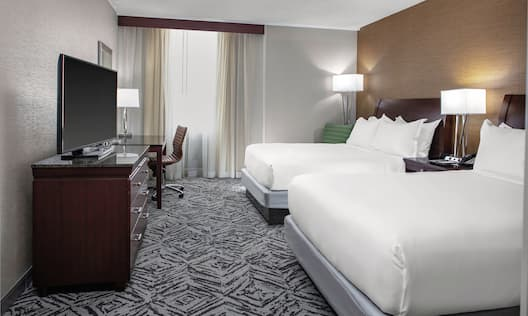 Standard 2 Queen Beds