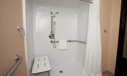 ADA Bathroom with Shower