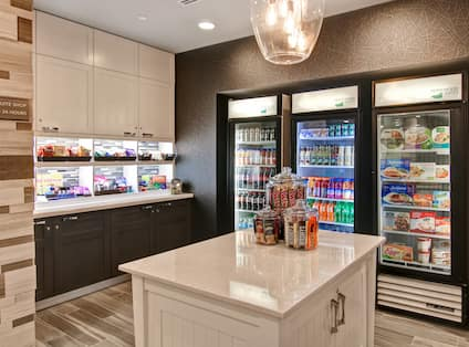 Shop with Snacks and Sundries