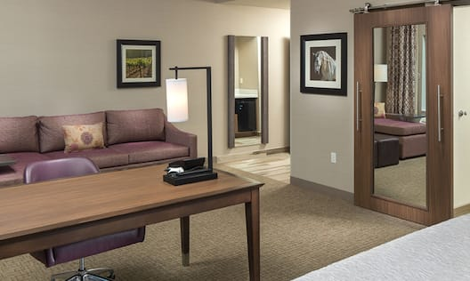 Accessible Guest Room