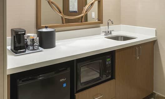 Guest Suite Kitchenette