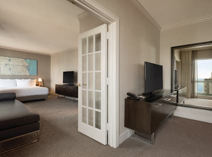 Presidential Suite Layout