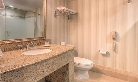 Queen Deluxe Bathroom