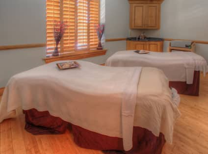 Hotel Spa Massage Treatment Room